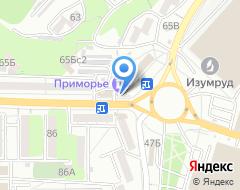 Компания Дракон-Сервис на карте города