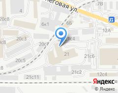 Компания КОРЕЯ МАРКЕТ на карте города