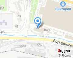 Компания УчетПрофи на карте города