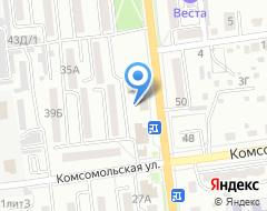 Компания Одевайка на карте города