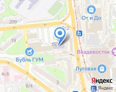 Компания Альфа-Моторс ДВ на карте города