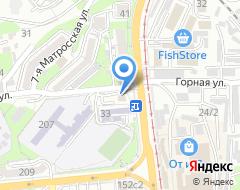 Компания Автогазсервис на карте города