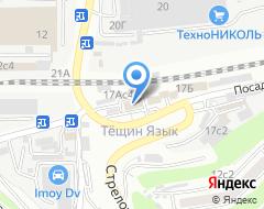 Компания За Стеклом на карте города