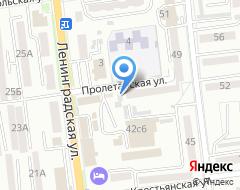 Компания Пункт технического осмотра на карте города