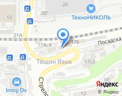 Компания Autotokyo.ru на карте города