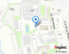 Компания Берилл ДВ на карте города