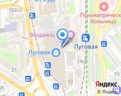 Компания Содействие на карте города