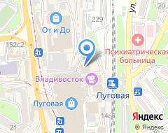Компания Шиносервис на карте города