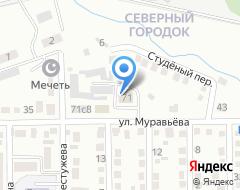 Компания Профсервис-СП на карте города
