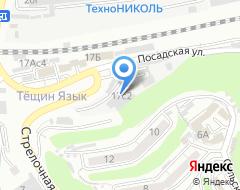 Компания Авто Лайф - установка автосигнализаций на карте города