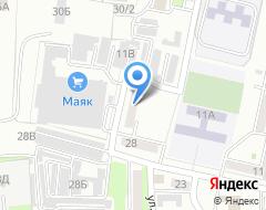 Компания Paint Master на карте города