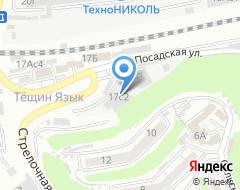 Компания Vladmotors на карте города