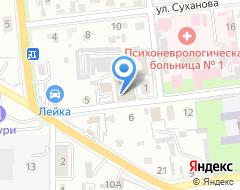 Компания ПРО-СПЕКТ на карте города