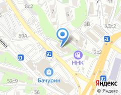 Компания Альянс-Авто на карте города