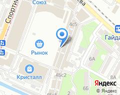 Компания AutoProfi на карте города