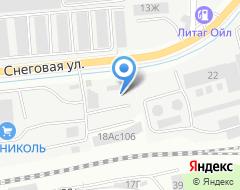 Компания VitalMoto на карте города