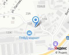 Компания ТехСнабСервис на карте города