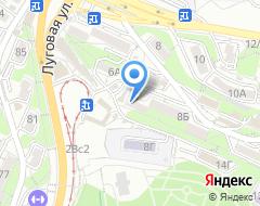 Компания ДВ-Риэл на карте города
