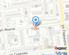 Компания Волгарь торговая фирма на карте города