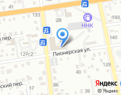 Компания Седьмой Бокс на карте города