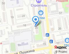 Компания Baby`k на карте города