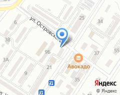 Компания Хмельная бочка на карте города