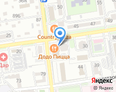 Компания TeleTrade на карте города