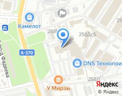 Компания ЗАЙЧИКИ на карте города