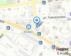 Компания Старт СТО на карте города