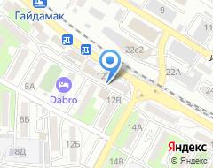 Компания ТУНЭС на карте города