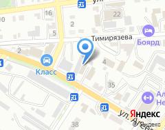 Компания DIA SPORTS на карте города