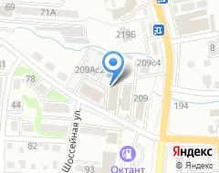 Компания Любимый на карте города
