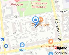 Компания Юридическая компания СоветникЪ на карте города