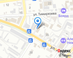Компания GT на карте города