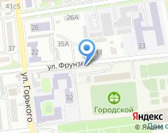 Компания Автостоянка ДВФУ на карте города