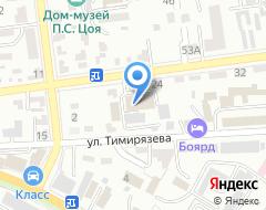 Компания Адмила Плюс на карте города
