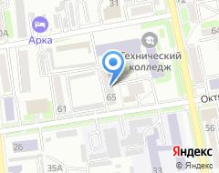Компания Адвокат Ищенко Т.Ф. на карте города