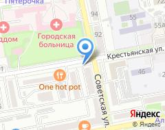 Компания ГосЗнак на карте города
