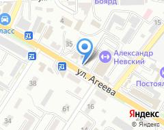 Компания Авто-порто на карте города