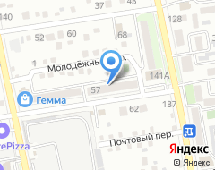 Компания Центр Безопасности на карте города