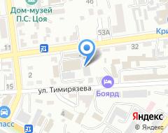 Компания БезрукOFF на карте города