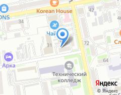 Компания Государственный региональный центр стандартизации метрологии и испытаний в Приморском крае на карте города