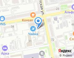 Компания СОФТ ВЭД на карте города