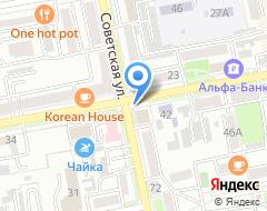 Компания Автостраховая компания на карте города