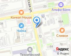 Компания AlleksTour на карте города
