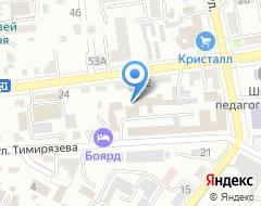 Компания Текстильный Дом на карте города