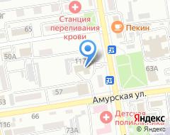Компания PONY EXPRESS на карте города