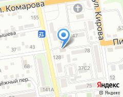 Компания Balzam-маркет на карте города