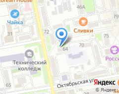 Компания Ассоциация юристов России на карте города