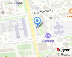 Компания Почта Банк, ПАО на карте города
